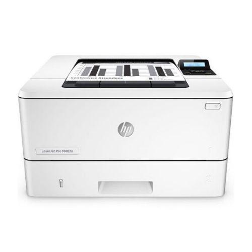 May in Laser den trang HP Pro M402N
